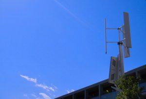 小型風力発電機開発事業